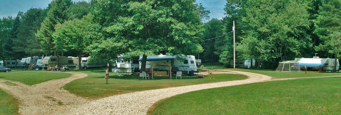 RV Village Camping Resort - Camping in Mercer, Pennsylvania
