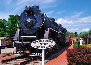 Greenville Railroad Park